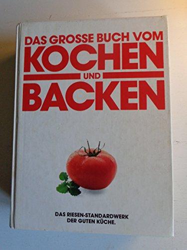 Dr. Oetker Das Grosse Buch Vom Kochen Und Backen: {COOKBOOK}