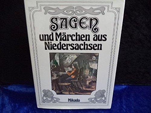 9783812400091: Sagen und Märchen aus Niedersachsen