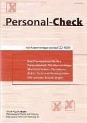 9783812503983: Personal-Check.