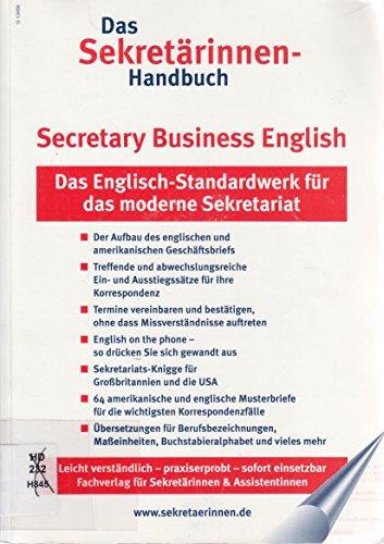 9783812506687: Das Sekretärinnen Handbuch