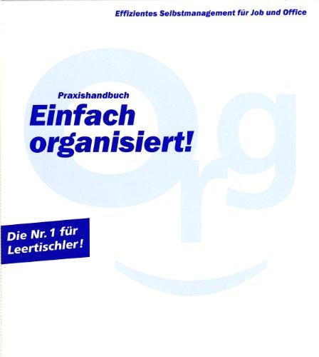 9783812507233: Praxishandbuch Einfach organisiert