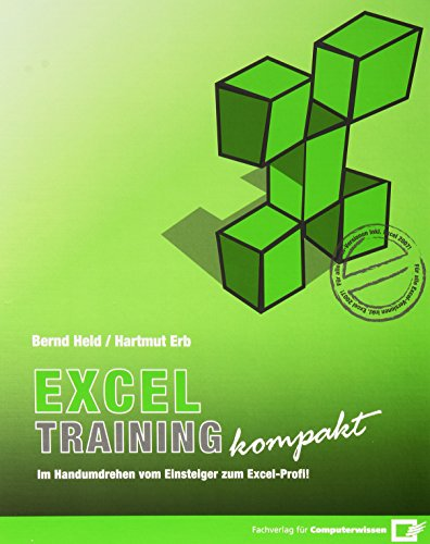 9783812509879: Excel-Training kompakt