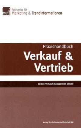 9783812512220: Praxishandbuch Verkauf & Vertrieb