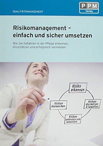 9783812520805: Risikomanagement - einfach und sicher umsetzen, m. CD-ROM