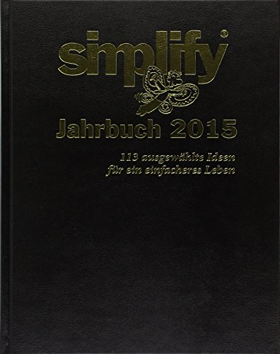 simplify-Jahrbuch 2015: Oliver Mest