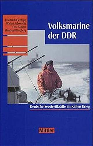 9783813207156: Volksmarine der DDR