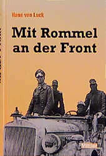 9783813207392: Mit Rommel an der Front