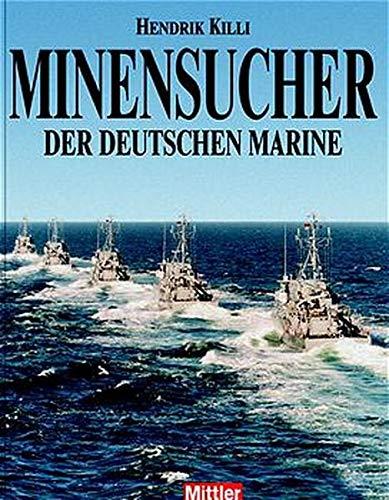 9783813207859: Minensucher der Deutschen Marine