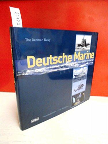 9783813208580: Die Deutsche Marine - The German Navy