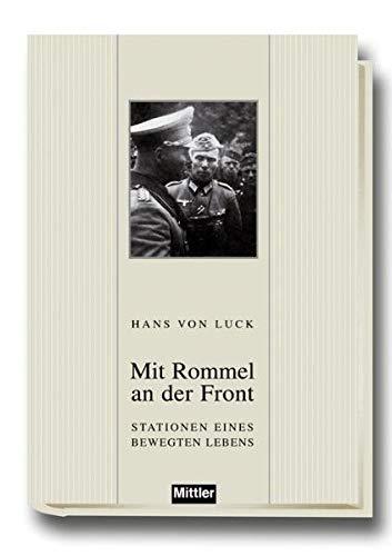 9783813208610: Mit Rommel an der Front