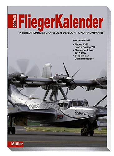 9783813208719: Peter Pletschacher FliegerKalender 2007/2008 (Broschiert)