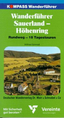9783813401424: Sauerland-Höhenring (Rundweg)