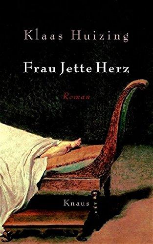 9783813502091: Frau Jette Herz