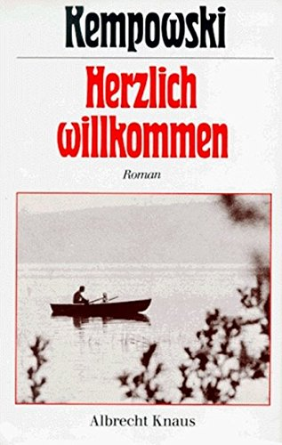 Herzlich Willkommen: Walter Kempowski