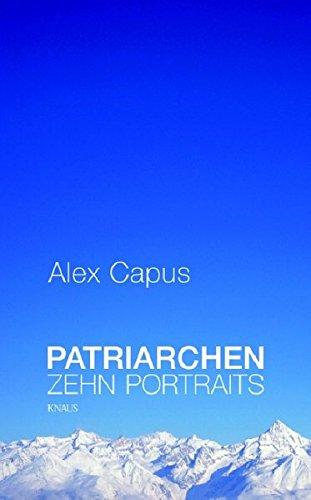 9783813502732: Patriarchen (German Edition)