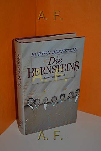 9783813503258: Die Bernsteins. (Family Matters)