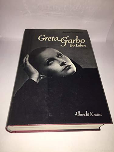 9783813504385: Greta Garbo - Ihr Leben