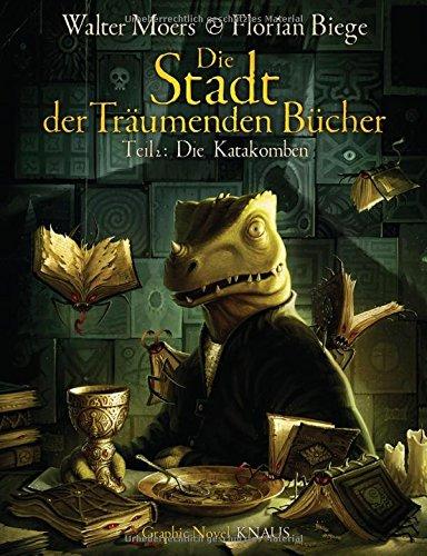 Die Stadt der Träumenden Bücher (Comic): Band: Walter Moers