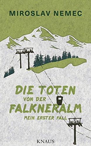 9783813507027: Die Toten von der Falkneralm