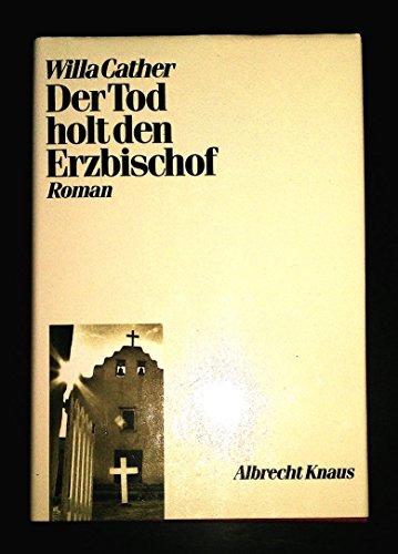 9783813534184: Der Tod holt den Erzbischof