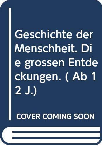 Die grossen Entdeckungen Cover