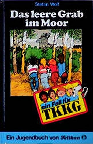 9783814401034: Ein Fall für TKKG, Bd.3, Das leere Grab im Moor