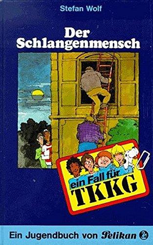 9783814401140: Ein Fall für TKKG, Bd.14, Der Schlangenmensch