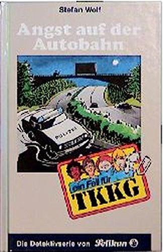 9783814403755: Ein Fall für TKKG, Bd.75, Angst auf der Autobahn