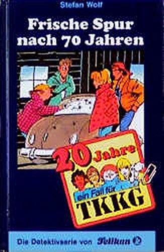 Frische Spur nach 70 Jahren Cover