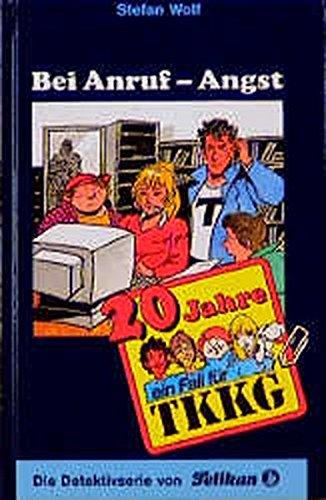 9783814403878: Ein Fall für TKKG, Bd.87, Bei Anruf - Angst