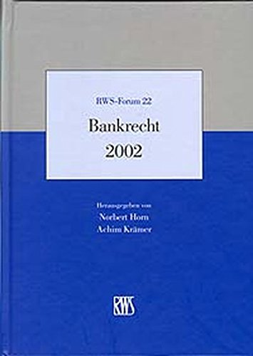 Bankrecht 2002