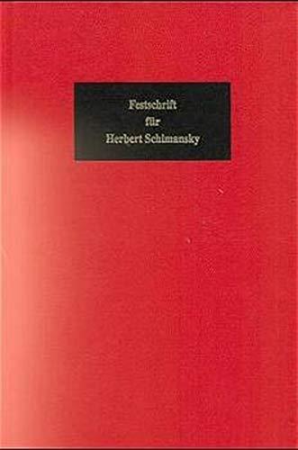 9783814580852: Bankrecht, Schwerpunkte und Perspektiven: Festschrift für Herbert Schimansky (German Edition)