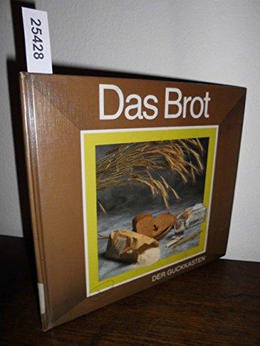 9783815006917: Das Brot, Bd 21