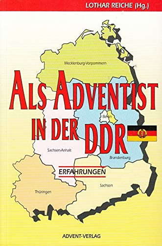 9783815018453: Als Adventist in der DDR
