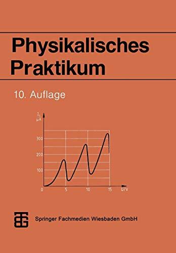 9783815430187: Physikalisches Praktikum
