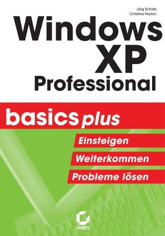 Windows XP Professional Basics