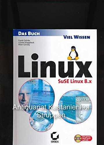 9783815501863: Linux das Buch überarbeitet