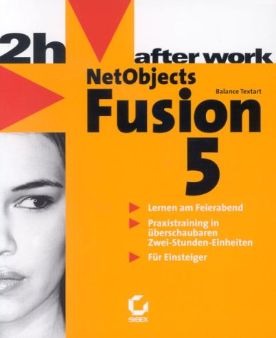 After Work - NetObjects Fusion 5