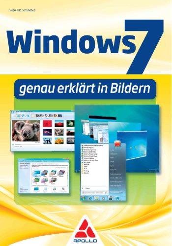9783815505939: Windows 7: genau erklärt in Bildern