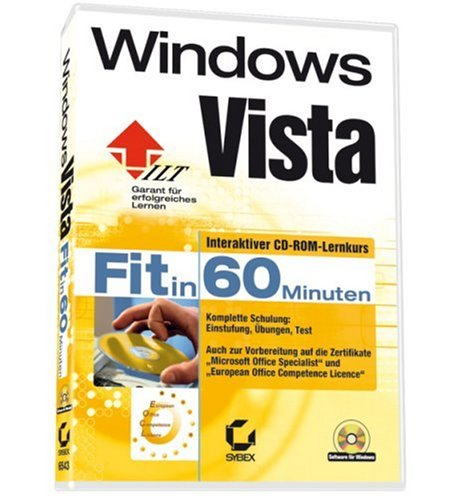 9783815565438: Windows Vista - Fit in 60 Minuten