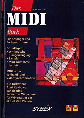 9783815570234: Das MIDI Buch