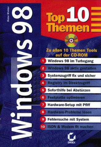 9783815580004: Windows 98 - TopTenThemen