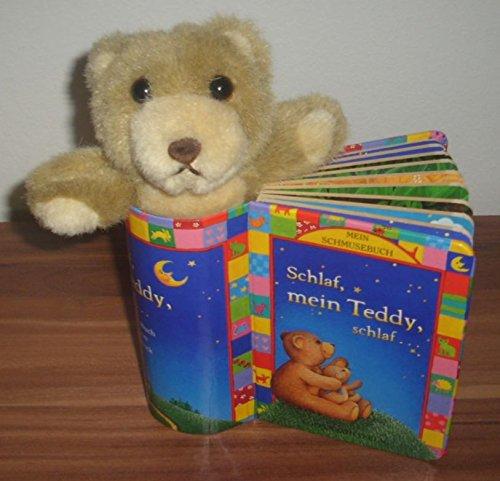 Schlaf, mein Teddy, schlaf. Ein Gute-Nacht-Buch - Tina Sendler