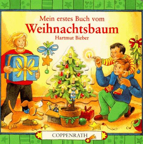 Mein erstes Buch vom Weihnachtsbaum Cover