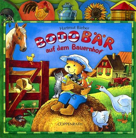 9783815720714: Bodo Bär auf dem Bauernhof