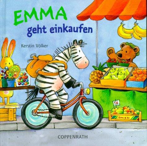 9783815720738: Die Lieben Sieben: Emma Geht Einkaufen