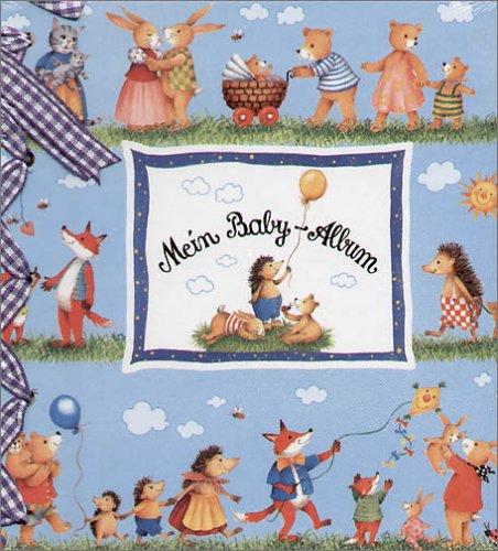 9783815726686: Mini-Fotoalbum. Mein Baby-Album.
