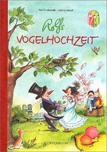9783815727140: Rolfs Vogelhochzeit
