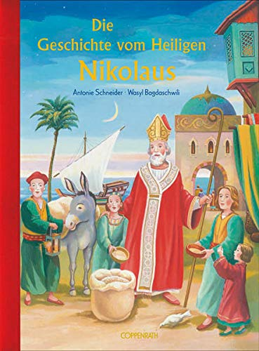 9783815728451: Die Geschichte vom Heiligen Nikolaus