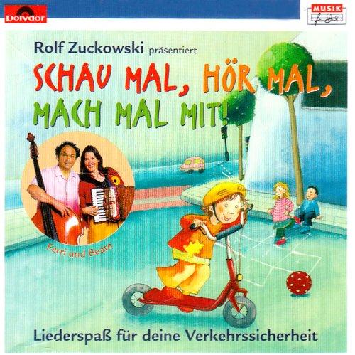 9783815730188: Zuckowski: CD Schau mal, h�r mal, mach mal mit